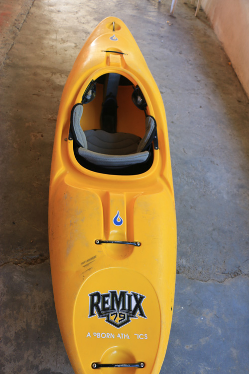 Liquid Logic Remix Kayak 79